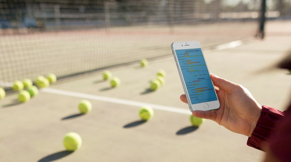 Recording Tennis Scores and Stats