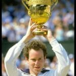 Stats of the Wimbledon Men's Final 1984, McEnroe defeated Connors
